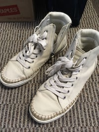 UGG high top sneakers(negotiable) size 8/8.5 Vancouver, V5P