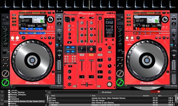 laptop dj software virtual dj pro unlocked full version
