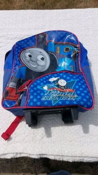 Thomas the train backpack w/wheels & luggage handle  Tacoma, 98404