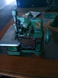 green and black sewing machine Albuquerque, 87112