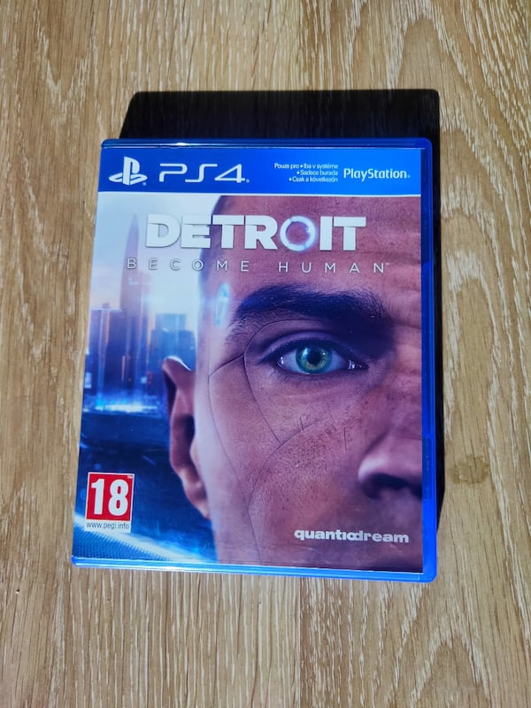 Detroit become human ps4  0