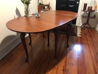 Pennsylvania House Cherry Queen Anne Antique Dining Table Richmond, 23220