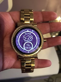 Micheal kors smart watch