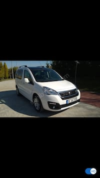 2018 Peugeot Partner Tepee ACTIVE 1.6 BLUEHDI 120HP S&S