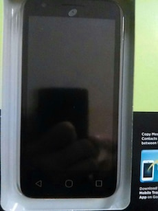 Brand New black Android cellphone