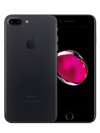 black iPhone 7 Plus 2019 mi