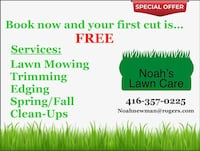 Don't miss out on our promo! Vaughan