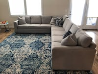 Beckett 8 seat sectional Ashburn, 20147