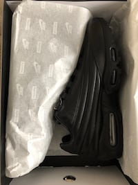Nike Air Max 95 Lux Supreme Black size 10