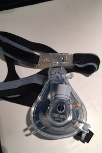 Respironics comfort gel full face mask for cpap