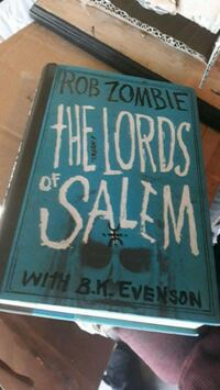 Rob Zombie the lords of slaem book Lancaster
