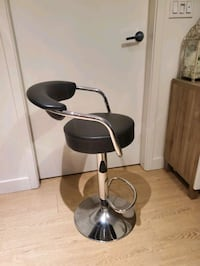 2 Adjustable Height Bar Stool