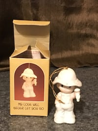 my love will never let you go precious moments figurine with box 2261 mi
