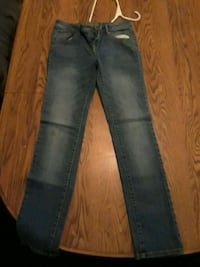 Justice jeans almost brand new  Oklahoma City, 73109