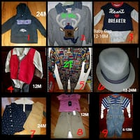 Boys Clothing  Edgewood, 21040