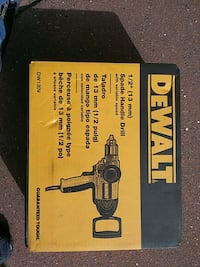 Dewalt spade handle drill Richmond, 94806