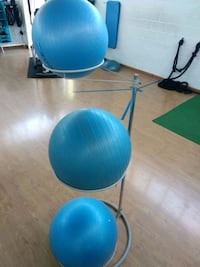 Mueble de pie Fitness Ball O'live Elx, 03195