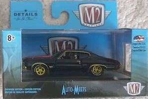 M2 1970 CHEVELLE CHASE 1/750