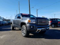 2016 GMC Canyon Barrie