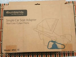 Bumbleride Car Seat Adapter
