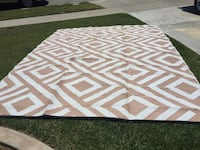 Camping/outdoor rug 10x12 Placentia, 92870
