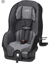 AS NEW: CAR SEAT Evenflo Tribute LX Convertible, only short time! Las Vegas, 89121