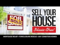 Neighborly Home Buyer- CASH FOR HOMES, AS-IS Any condition or situation.