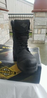 Steel Toe boots For Men Vancouver, V6A 2M2