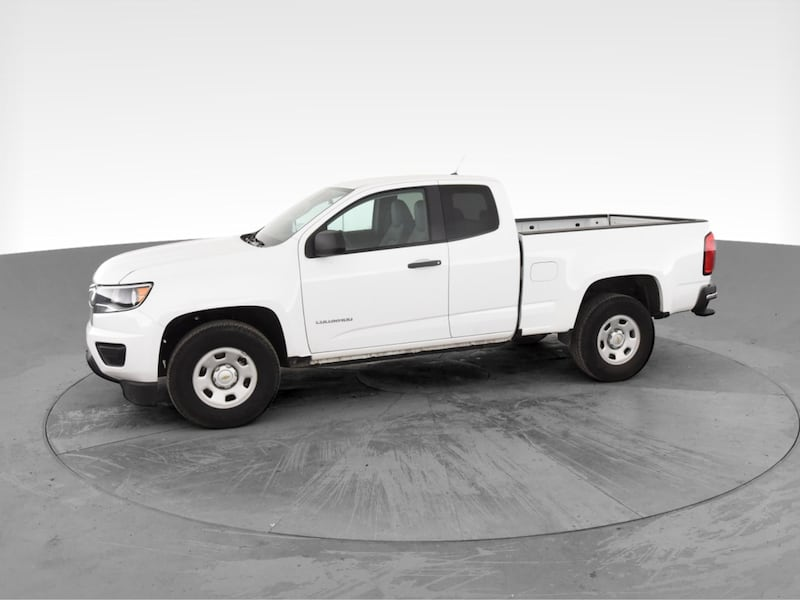 2018 Chevy Chevrolet Colorado Extended Cab pickup Work Truck Pickup 2D f23bd4f5-bf40-4b76-8697-23648ca571ab