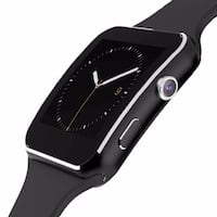 NEW Luxury Bluetooth Smart Watch-Phone SIM HD Camera Memory Card Video Android & IOS iPhone Samsung LG + free gift original fidget spinner  Colours available: Black & White  Curved screen: 1.54'' touch screen, 240*240, 2 UI displays. •SIM Card: Smart wat Mont-Royal, H3R 1G7