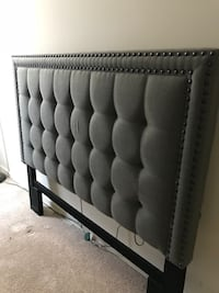 Queen Bed Headboard only Sterling, 20166
