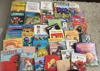 Huge kids book lot