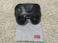 Authentic men's Ray Ban sunglasses  Langley