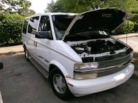 1999 Chevy Astro Conversion. Please serious inquir East Chicago, 46312