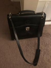 %100 Leather office bag Edmonton, T5T 2K1