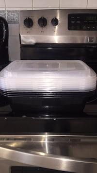 Meal Prepping Containers  Calgary, T3J 4K8