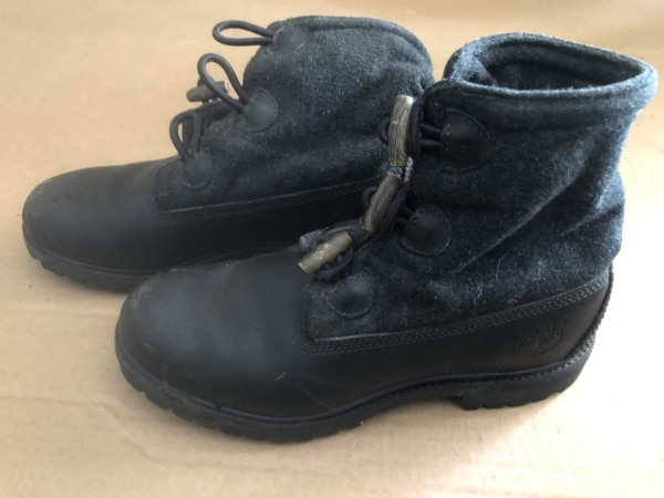 5df2a0aba236 Used TIMBERLAND T8L10061 BOOTS 9M EUC for sale in Smithtown - letgo