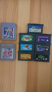 Nintendo Gameboy and Ds Games Richmond Hill, L4B