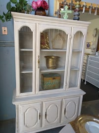 Solid wood hutch Sunland Park, 88063