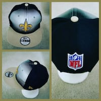 AUTHENTIC NFL FOOTBALL SNAPBACK HAT.  Washington, 20011