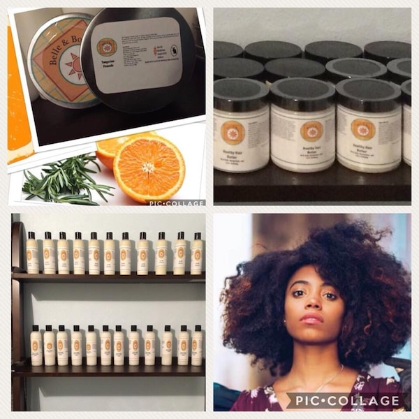 Belle and Bo' organic hair and skin care product 834c3bb8-5727-41d5-a981-3143b4706947