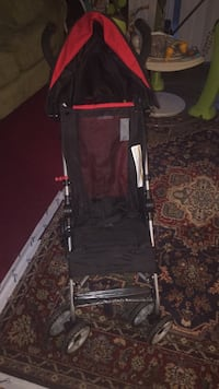 black and gray jogging stroller Hyattsville, 20783