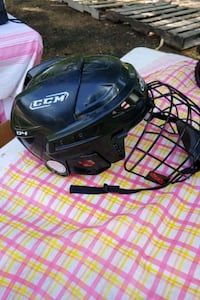 CCM Hockey Helmet Winnipeg