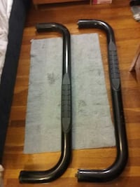 Step rails for Dodge Ram or Ford truck Washington, 20020