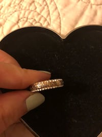 Versace ring size 6