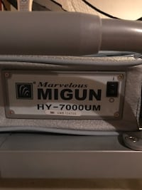 MIGUN heated massage bed Canton