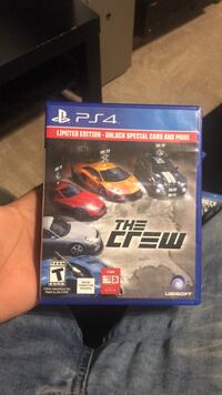 PS4 Need for Speed Payback case Knoxville, 37918