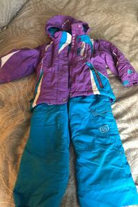 Toddler Jupa Ski/Snow Suit