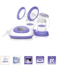 Lansinoh SignaturePro Double Electric Breast Pump New York, 10016
