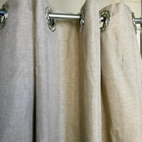 Blackout Curtains 4 panels - perfect for summer!! Seattle, 98121